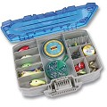 STORAGE/TACKLE BOXES-TRAVEL ROD TUBES etc