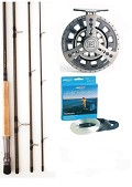 PIKE & SALTWATER FLY FISHING KITS