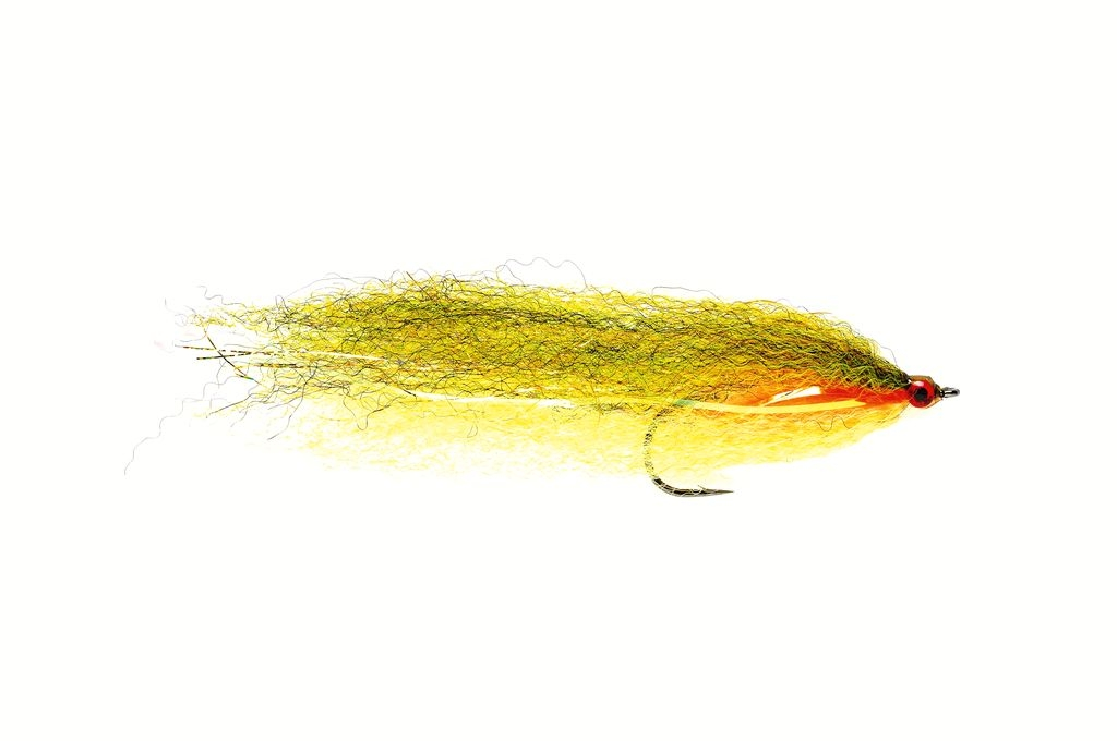 Bob church pike flies roach bc0100 the friendly for Pike fly fishing