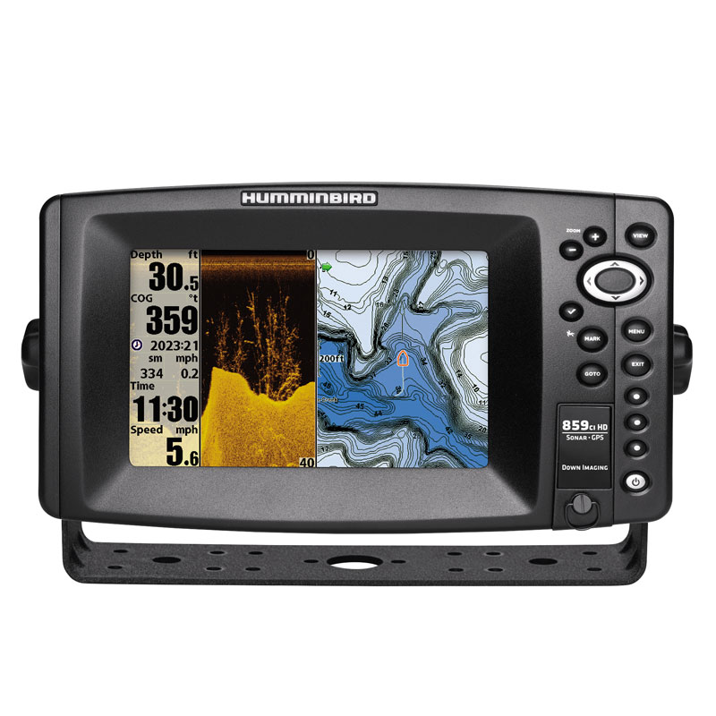Humminbird 800 series fishfinders x the friendly for Humminbird fish finder