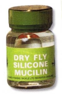 MUCILIN SILICONE OIL product image