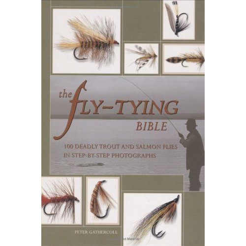 THE FLY TYING BIBLE - PETER GATHERCOLE product image