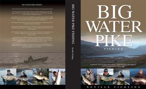 BIG WATER PIKE FISHING by NEVILLE FICKLING product image