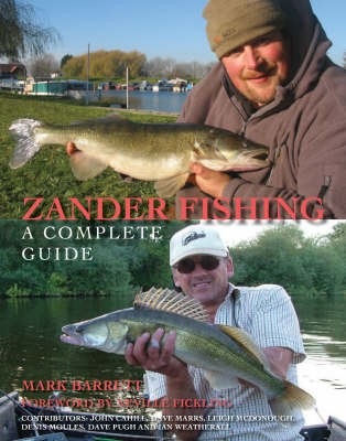 ZANDER FISHING - A COMPLETE GUIDE by MARK BARRETT product image