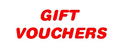 GIFT VOUCHERS product image