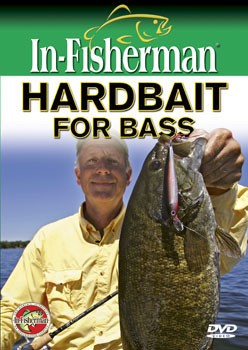 HARDBAIT FOR BASS - �LARGEMOUTH� [DVD] product image