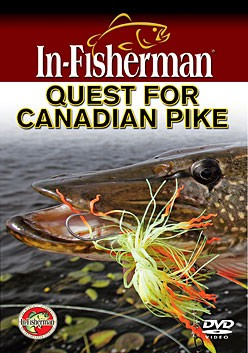 QUEST FOR CANADIAN PIKE [DVD] product image