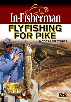 FLY FISHING FOR PIKE [DVD] product image