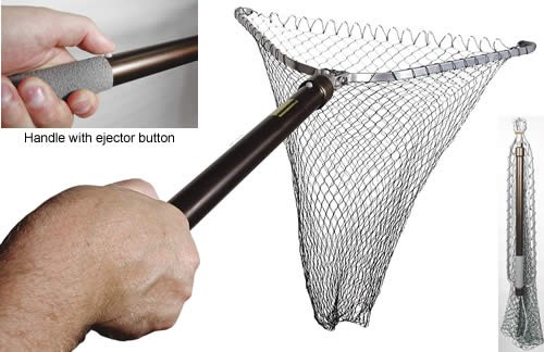 McLEAN FOLDING EJECTOR TRI NET product image