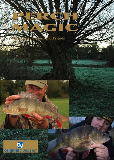 PERCH MAGIC [DVD] product image