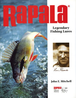 RAPALA LEGENDARY FISHING LURES by JOHN MITCHELL x product image