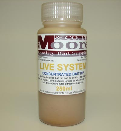 C.C. MOORE LIVE SYSTEM BAIT DIP x product image
