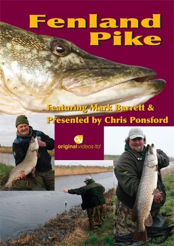 FENLAND PIKE (DVD) MARK BARRETT product image