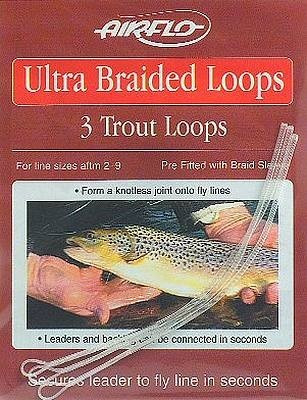 AIRFLO ULTRA SALMON/SALTWATER/PIKE LEADER LOOPS product image
