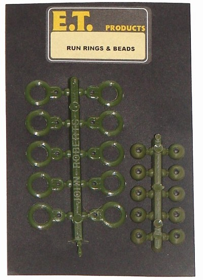 E.T. RUN RINGS AND BEADS product image