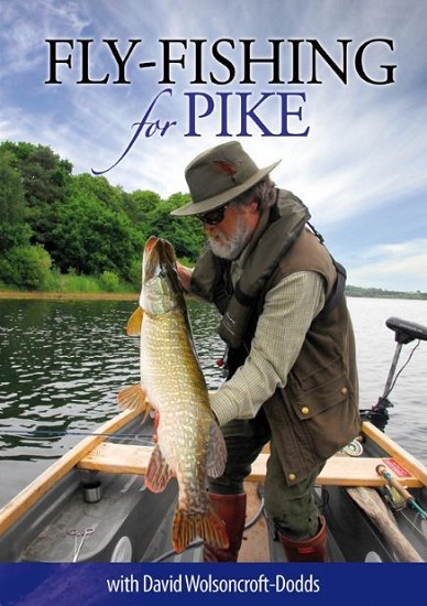 FLY FISHING FOR PIKE - DAVID WOLSONCROFT-DODDS (DVD) product image