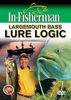 LARGEMOUTH BASS LURE LOGIC [DVD] product image