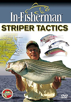 STRIPER TACTICS [DVD] product image