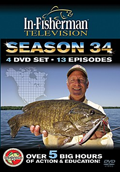 IN-FISHERMAN TELEVISION - SEASON 34 [2009] product image