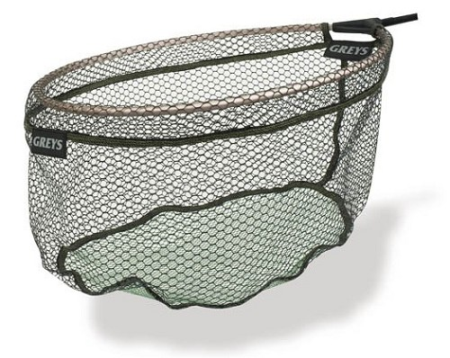 GREYS RUBBER FREE FLOW SPECIMEN LANDING NETS product image