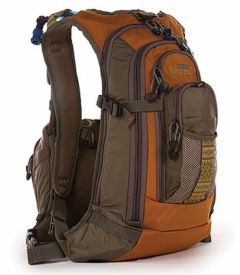 FISHPOND DOUBLE HAUL CHEST/BACKPACK SYSTEM product image