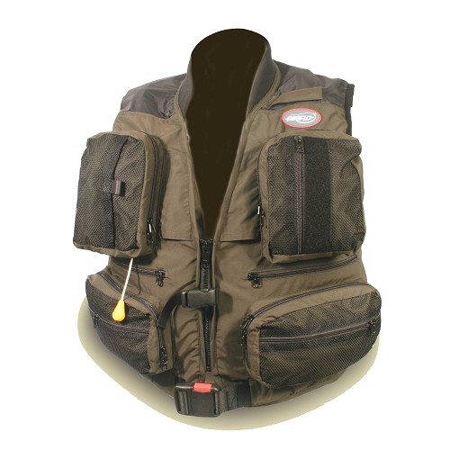 AIRFLO WAVEHOPPER INFLATABLE FLY VEST product image