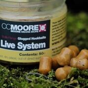 C.C. MOORE LIVE SYSTEM GLUGGED BOILIE HOOKBAITS product image