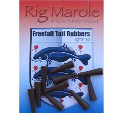 RIG MAROLE FREE FALL MICRO TAIL RUBBER product image