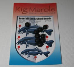 RIG MAROLE FREE FALL STOP/CHOD BEADS product image