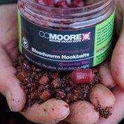 C.C. MOORE BOOSTED BLOODWORM HOOKBAITS product image