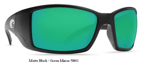 COSTA DEL MAR - BLACKFIN 580G - L FRAME product image