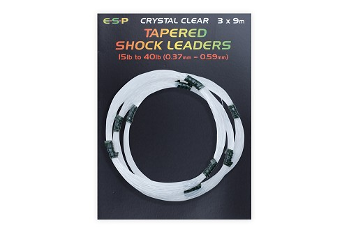 ESP TAPERED SHOCK LEADERS product image