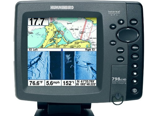 HUMMINBIRD 700 SERIES FISHFINDERS product image