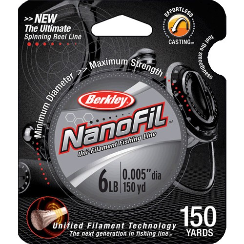 BERKLEY NANOFIL CLEAR MIST x product image