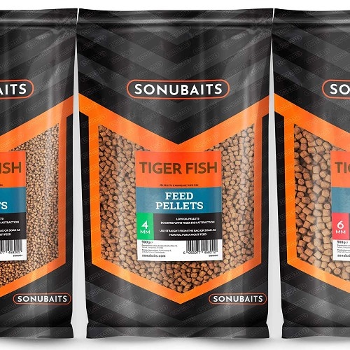 SONUBAITS PELLET TIGERFISH FEED PELLET 2MM product image