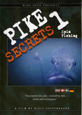 PIKE SECRETS VOL 1 [DVD] product image