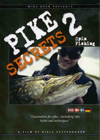 PIKE SECRETS VOL 2 [DVD] product image