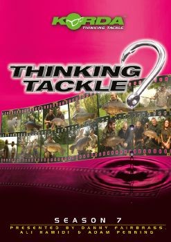 KORDA - THINKING TACKLE SERIES 7 [DVD] product image