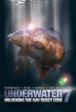 KORDA - UNDERWATER CARP FISHING PART 7 (DVD) product image