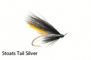 FULLING MILL STOATS TAIL SILVER 1421 product image