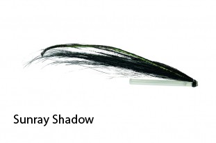 Salmon for Shadow fly fishing