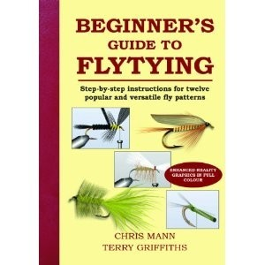 BEGINNERS GUIDE TO FLYTYING - MANN & GRIFFITHS product image