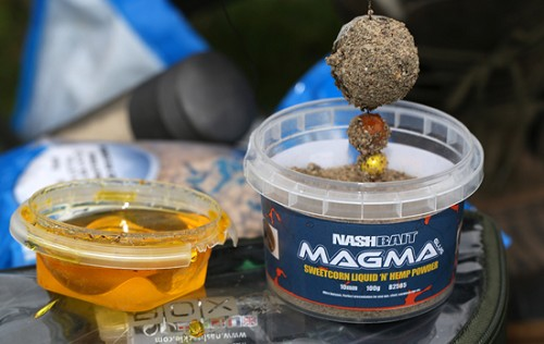 NASH MAGMA GLUGS product image