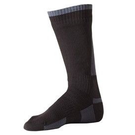 SEALSKINZ MID WEIGHT KNEE LENGTH SOCKS product image