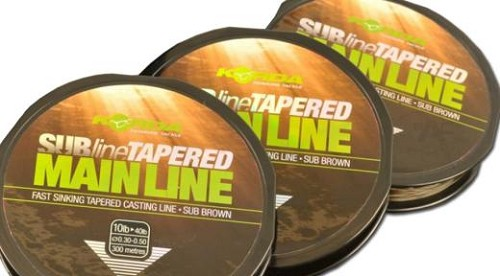KORDA - SUBLINE TAPERED MAINLINE x product image