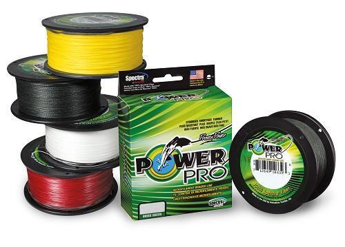 POWER PRO-FLOATING BRAID HI-VIS YELLOW product image