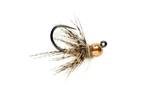 FULLING MILL KJ MARCH BROWN JIG 2970 product image