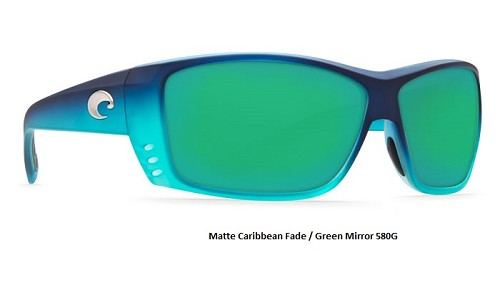COSTA DEL MAR - CAT CAY 580G - L FRAME product image