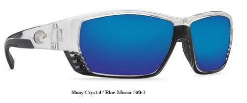 COSTA DEL MAR - TUNA ALLEY 580G - L FRAME product image