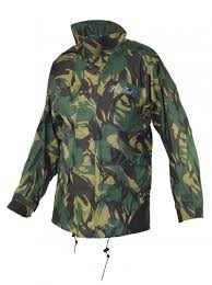 PHAT FISH BRITISH DPM WATERPROOF JACKET x product image